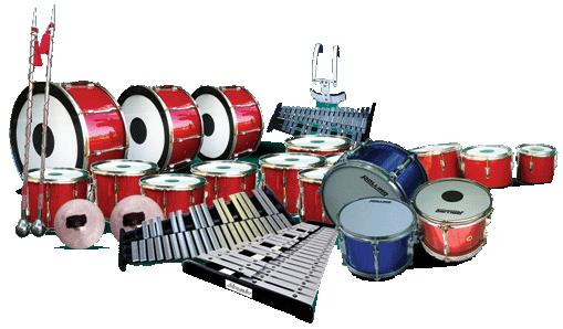 drumband set